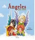 Tapa del libro Angeles para Niños
