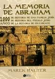 Tapa del libro La Memoria de Abraham