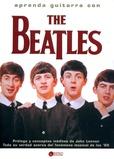 Tapa del libro Aprenda Guitarra con The Beatles