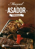 Tapa del libro Manual del Asador Criollo