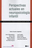 Tapa del libro Perspectivas Actuales en Neuropsicologia Infantil