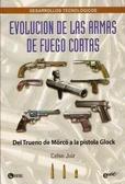 Tapa del libro Evolucion de las Armas de Fuego Cortas