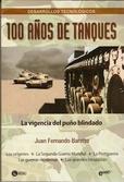 Tapa del libro 100 Años de Tanques