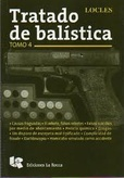 Tapa del libro Tratado de Balística Tomo 4