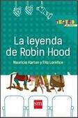 Tapa del libro La Leyenda de Robin Hood
