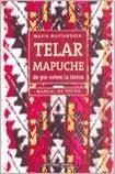Tapa del libro Telar Mapuche - Manual de Tejido -