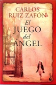 Tapa del libro El Juego del Ángel