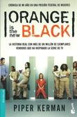 Tapa del libro Orange Is The New Black