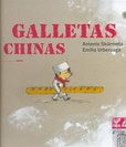 Tapa del libro Galletas Chinas