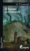 Tapa del libro El Horror de Dunwich