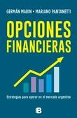 Tapa del libro Opciones Financieras