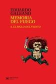 Tapa del libro Memoria del Fuego 3 - el Siglo del Viento