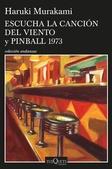 Tapa del libro Escucha la Canción del Viento y Pinball 1973