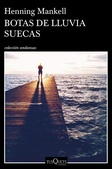 Tapa del libro Botas de Lluvia Suecas