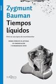 Tapa del libro Tiempos Liquidos