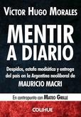 Tapa del libro Mentir a Diario