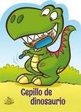 Tapa del libro Cepillo de Dinosaurio