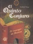 Tapa del libro El Quinto Conjuro