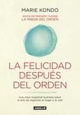Tapa del libro Felicidad Despues del Orden, la