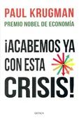 Tapa del libro ¡acabemos Ya con esta Crisis! - Ok