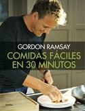 Tapa del libro COMIDAS FACILES EN 30 MINUTOS