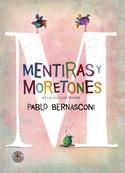 Tapa del libro MENTIRAS Y MORETONES