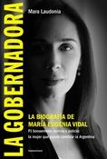 Tapa del libro LA GOBERNADORA