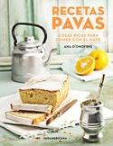 Tapa del libro RECETAS PAVAS