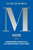 Tapa del libro MACRI