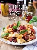 Tapa del libro RECETAS DE MI ITALIA