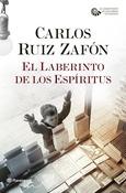 Tapa del libro EL LABERINTO DE LOS ESPIRITUS