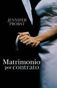 Tapa del libro MATRIMONIO POR CONTRATO (CASARSE 1)