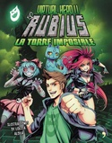 Tapa del libro VIRTUAL HERO 2  LA TORRE IMPOSIBLE