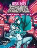 Tapa del libro VIRTUAL HERO 3 LA MASCARA DEL TROLL