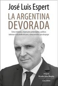 Tapa del libro LA ARGENTINA DEVORADA