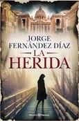 Tapa del libro LA HERIDA