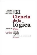CIENCIA DE LA LOGICA VOL 2