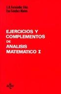 EJERCICIOS Y COMPLEMENTOS DE ANALISIS MATEMATICO I