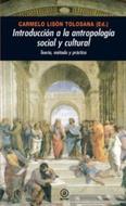 ANTROPOLOGIA SOCIAL Y CUTURAL, INTR.
