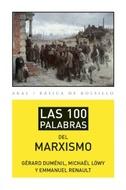 100 PALABRAS DEL MARXISMO