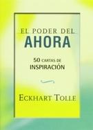 * PODER DEL AHORA 50 CARTAS DE INSPIRACION (SOLO CARTAS)