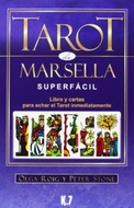 PACK - MARSELLA SUPERFACIL (LIBRO + CARTAS)- NUEVA EDICIÓN -  TAROT