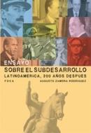 ENSAYO SOBRE EL SUBDESARROLLO