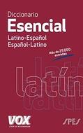 DICCIONARIO ESENCIAL LATINO ESPAÑOL - ESPAÑOL LATINO