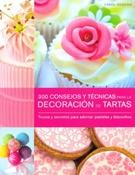 300 CONSEJOS Y TECNICAS DECORACION DE  TARTAS