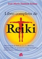 ** LIBRO COMPLETO DE REIKI (COEDICION)