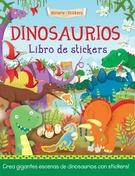 DINOSAURIOS LIBRO DE STICKERS