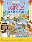 ANTIGUOS EGIPCIOS LIBRO DE STICKERS