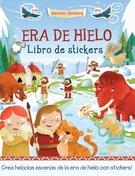 ERA DE HIELO LIBRO DE STICKERS