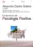 FUNDAMENTOS DE PSICOLOGIA POSITIVA